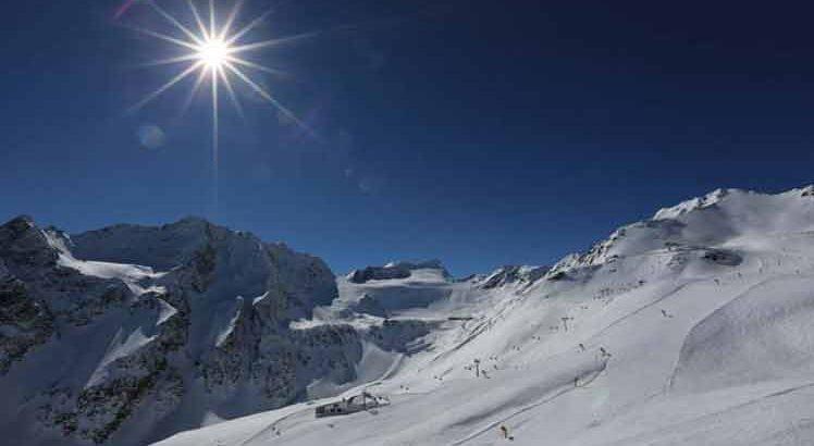 Skigebied Soelden